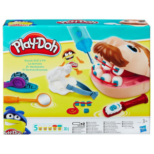 Play Doh Lekset Tandläkare