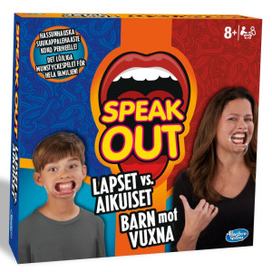 Speak Out Kids Vs. Parents (Svenska)