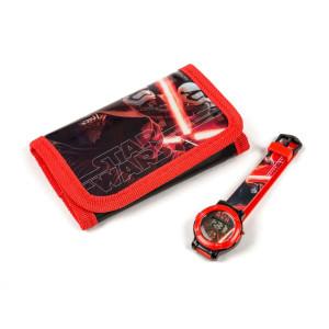 Star Wars Klocka och plånbok