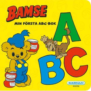 Bamse min första ABC-bok Pekbok
