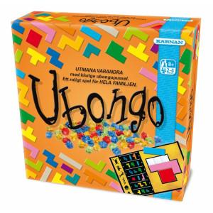 Ubongo Sällskapsspel