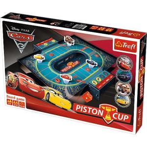 Disney Cars 3 Piston Cup Brädspel