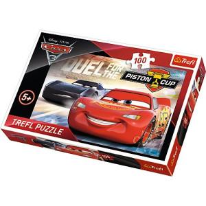 Disney Cars 3 Pussel 100 bitar