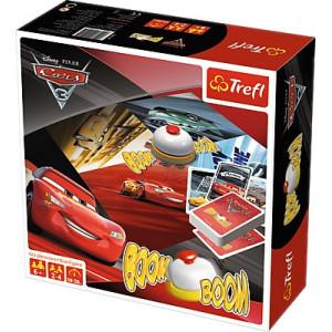 Disney Cars 3 Boom Boom Brädspel