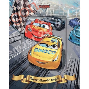 Disney Cars 3 Förtrollande saga
