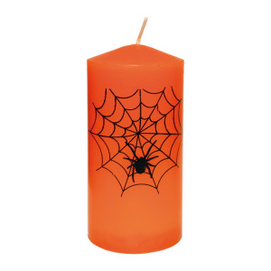 Ljus Halloween Orange