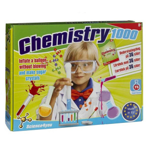 Experimentlåda Chemistry 1000