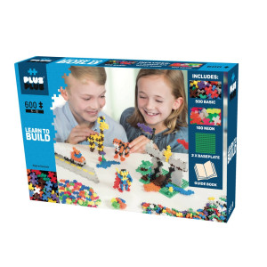 Plus Plus Mini Basic Learn to Build