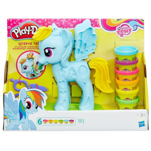 Play-Doh My Little Pony Style Salon