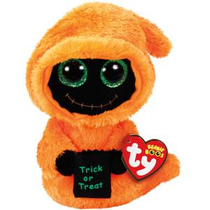 TY Beanie Boos Seeker Orange lieman