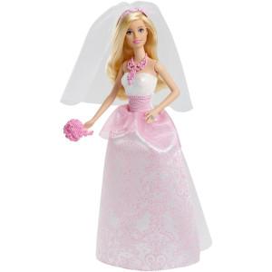 Barbie Rosa brud CFF37