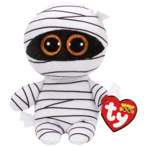 TY Beanie Boos Mummy Vit mumie