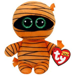 TY Beanie Boos Mask Orange Mumie