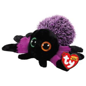 TY Beanie Boos Creeper Lila spindel