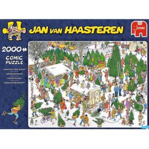 JvH Christmas Tree market 2000 bitar 19062