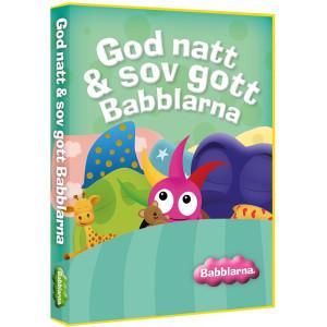 Babblarna DVD Sov Gott Babblarna
