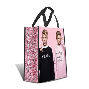Marcus och Martinus Shoppingbag