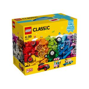 LEGO® Classic Klossar på väg 10715