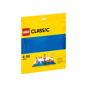 LEGO® Classic Blå basplatta 10714