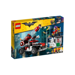 LEGO® Batman Movie Harley Quinn™ kanonattack 70921