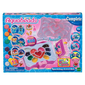 Aquabeads Sparkling Jewel Box