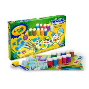 Crayola Stor Målarlåda