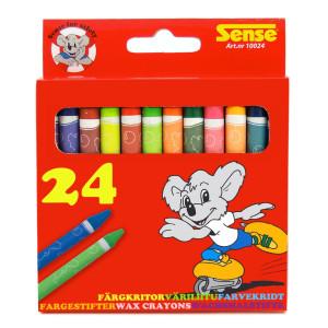 Sense Vaxkritor 24-pack