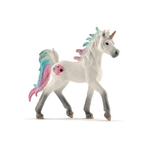 Schleich Bayala Sea Unicorn Föl 70572