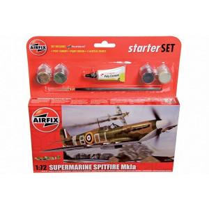 Airfix Spitfire Mk1a Modellbyggsats
