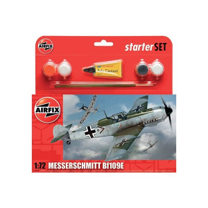 Airfix Messerschmitt Bf109E3 Modellbyggsats