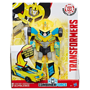 Transformers 3-step Hyperchange hero Bumblebee