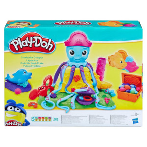 Play-Doh Bläckfisken Cranky