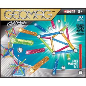 Geomag Color Glitter 30 delar