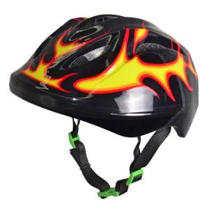 Cykelhjälm Flames 50-56cm