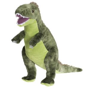 Teddy Dino Stor Grön T-Rex