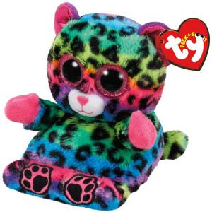TY Peek a Boos Lance Flerfärgad Leopard