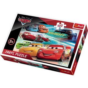 Cars 3 Pussel 100 bitar 16337