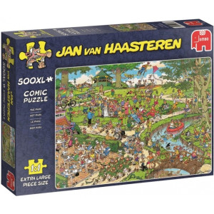 Jan Van Haasteren The Park 500 bitar XL 19070