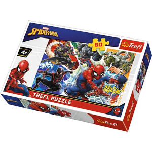 Spiderman pussel 60 bitar 17311