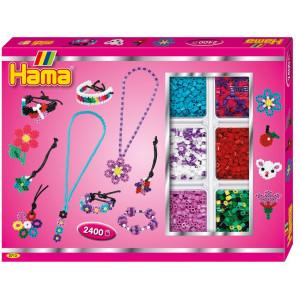 Hama Midi Aktivitetsbox Smycken 2400st