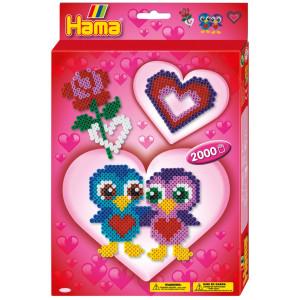 Hama Midi Box Love 2000 st