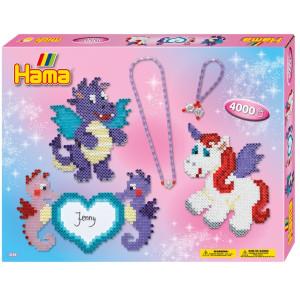Hama Midi Gift Box Fantasy 4000 st