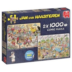 Jan Van Haasteren Foodfrenzy 2x1000 bitar 19083