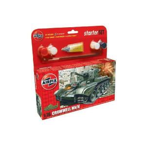 Airfix Startset Cromwell Tank Modellbyggsats