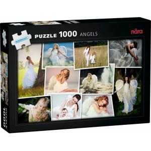 Kärnan Pussel 1000 bitar Angels