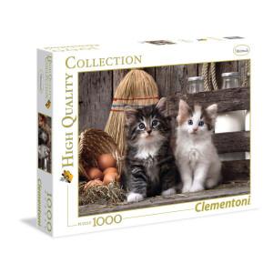 Clementoni Lovely Kittens 1000 bitar 39340