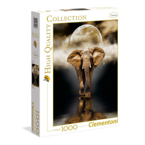 Clementoni The Elephant 1000 bitar 39416