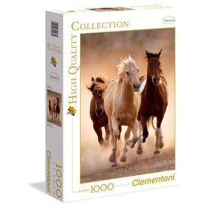 Clementoni Running Horses 1000 bitar 39168