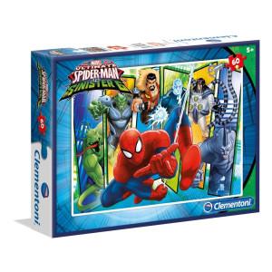 Clementoni Spiderman Pussel 60 bitar 08429