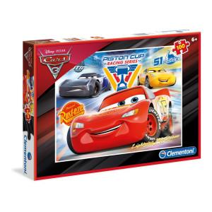 Clementoni Cars 3 Pussel 100 bitar 07257